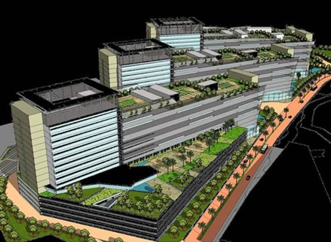 MODERN INDIA LTD. – IT PARK SEZ