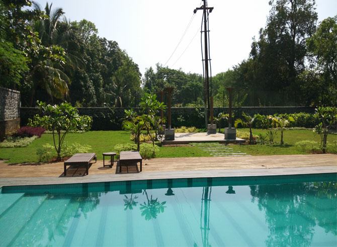 BUNGALOW AT ALIBAUG