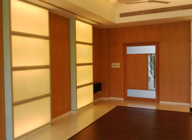 CLUB HOUSE AT PUNE,HINJEWADI – PENINSULA LAND LTD.